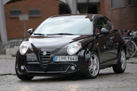 Alfa Romeo Mito 1.4 TB 16V
