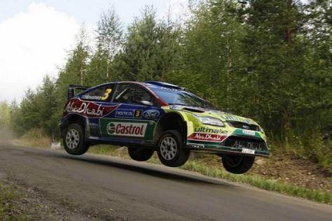 Konkurrenz für Ford? Die ISC will ab 2011 vier Hersteller in der Rallye-WM sehen