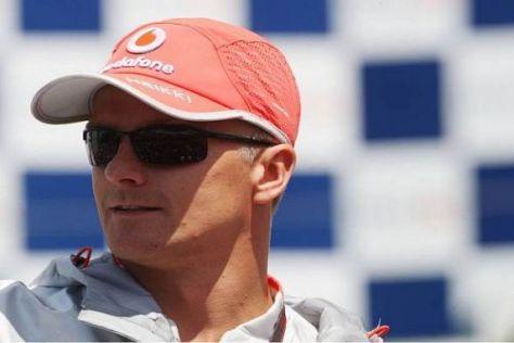 Heikki Kovalainen steht derzeit unter einem besonderen Leistungsdruck