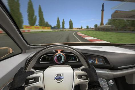 Volvo auf der Gamescom 2009