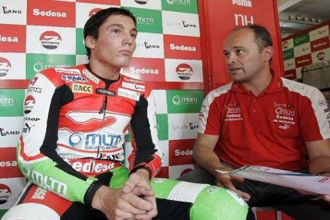 Aleix Espargaro springt in Indianapolis und Misano für Pramac aufs Motorrad