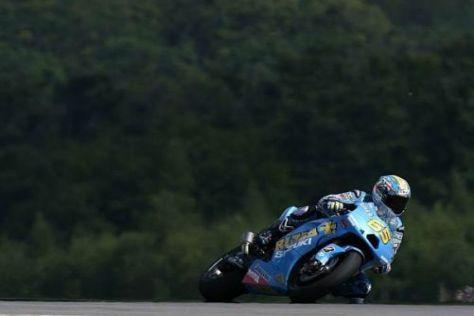 Loris Capirossi und Suzuki bilden wohl auch im kommenden Jahr ein MotoGP-Gespann