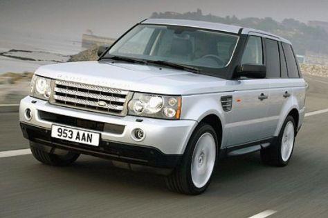 Range Rover Sport TDV8