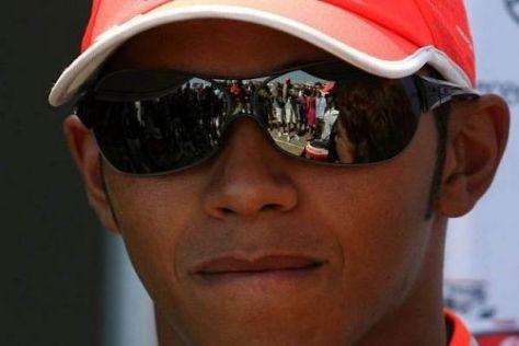 Lewis Hamilton sieht in Valencia gute Chancen für die Silbernen