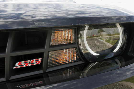 Geiger Chevrolet Camaro SS Kompressor