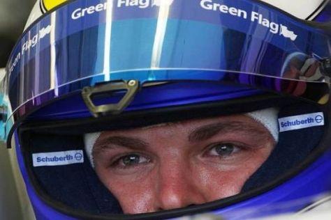 Nico Rosberg wartet sehnsüchtig auf seinen ersten Podestplatz 2009