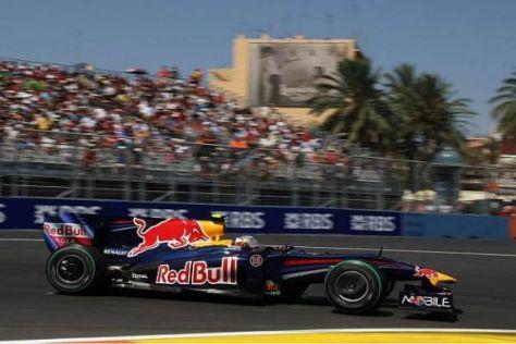Sebastian Vettel wäre gern ein paar Plätze weiter vorn gestanden