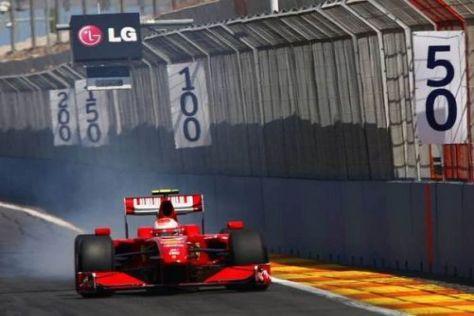 Kimi Räikkönen möchte schon am Start wichtigen Boden gutmachen