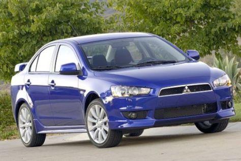 Mitsubishi Lancer (2007)