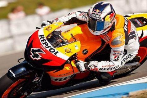 Andrea Dovizioso und das Honda-Team wollen in Indianapolis reichlich punkten