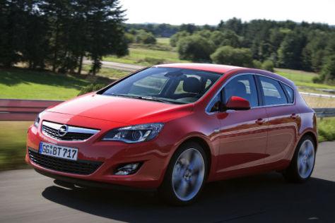 Opel Astra CDTi EcoFlex