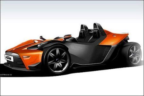 Studie KTM X-Bow