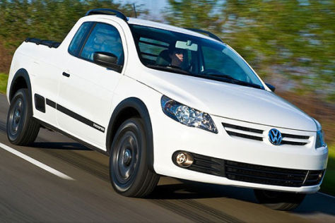 VW Pick-up Saveiro (2009)