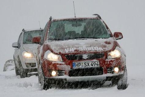 Suzuki Snow Camp 2006