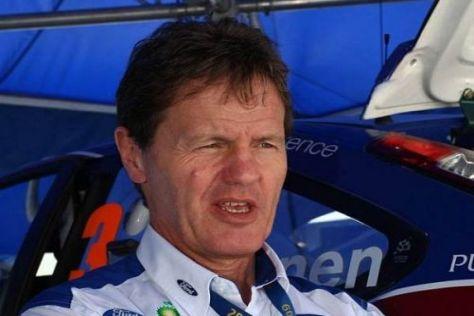 Malcolm Wilson will Petter Solberg mit allen Mitteln zu Ford locken