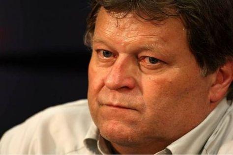 Norbert Haug und McLaren-Mercedes wollen sich nun noch weiter steigern