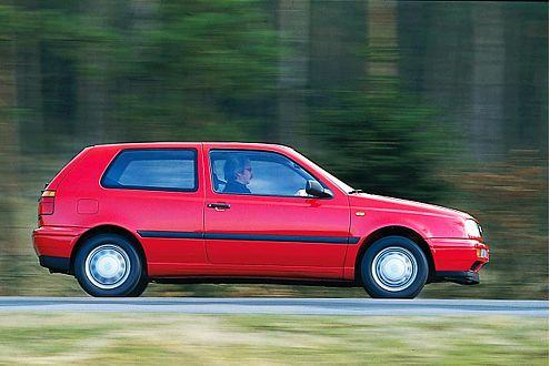 Golf III: Je später das Baujahr, desto eher ist er zu empfehlen.