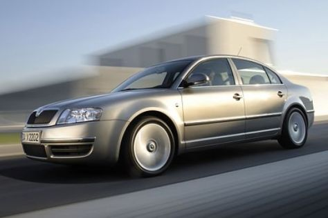 Sondermodell Skoda Superb Exclusive