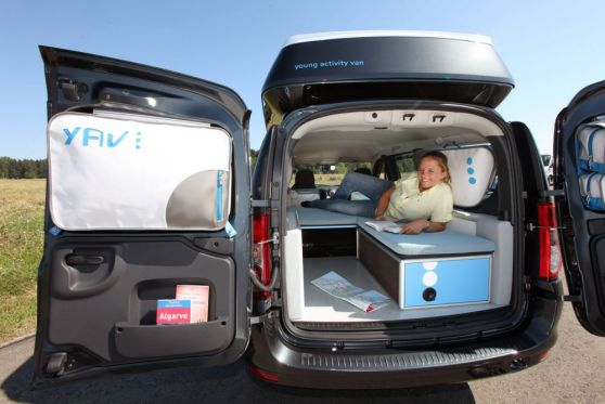 """Dacia Logan MCV """"Young Acitivity Van"""""""