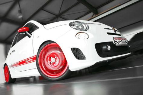 Fiat 500 Abarth von Karl Schnorr