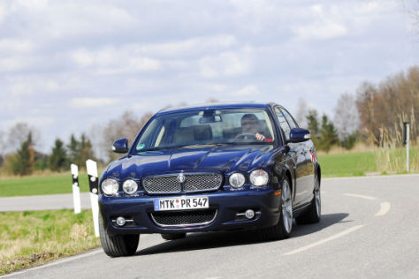 Jaguar XJ6 2.7 Executive