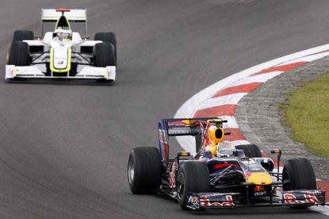 Wer wird F1-Teamchampion? Red Bull, Brawn GP oder ein anderes Team