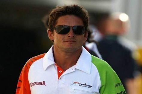 Gerüchte um Ferrari: Bekommt Giancarlo Fisichella noch einen großen Auftritt?