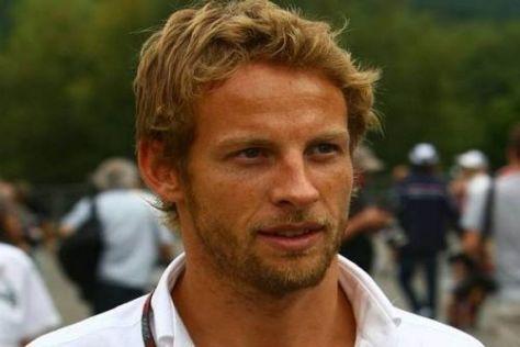 Jenson Button sieht sich selbst in einer komfortablen Situation