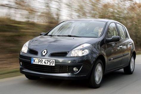 Rückruf Renault Clio/Mégane