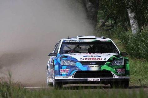 Die Stobart-Piloten wollen in Australien mächtig Rallye-Staub aufwirbeln