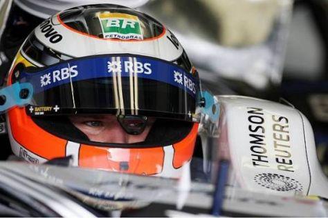 Nico Hülkenberg hofft, bald nicht nur bei Tests im Williams zu sitzen