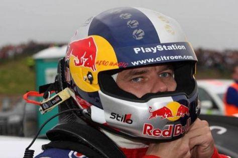 Sébastien Loeb will in den letzten drei Läufen vor Mikko Hirvonen ankommen