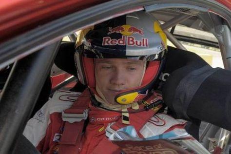 Sébastien Ogier tritt zum ersten Mal bei der Rallye Australien an