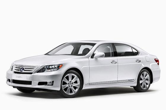 Lexus LS (2010)