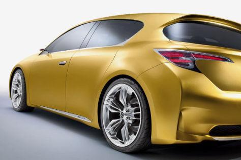 Studie Lexus LF-Ch