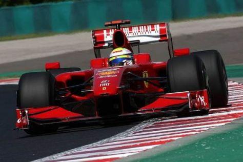 Felipe Massa kehrt wohl erst 2010 in den Rennbetrieb beim Ferrari-Team zurück