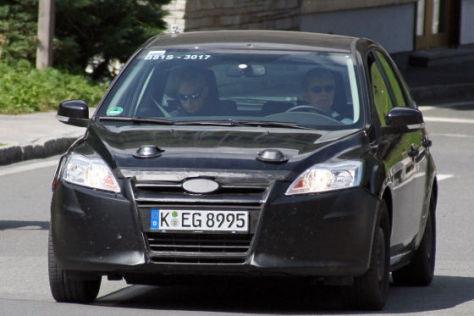 Erlkönig Ford Focus