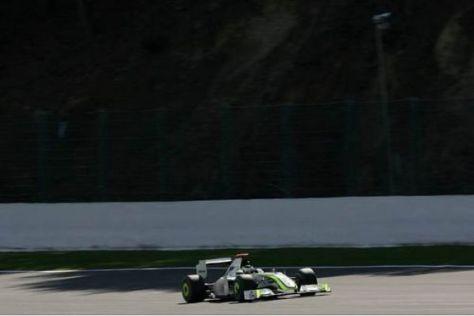 Der Titelkampf stagniert: Wann hat Jenson Button die schattige Talsohle durchquert?