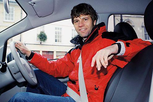 AUTO BILD-Redakteur Joachim Staat glaubt allenfalls an einen Achtungserfolg des Mitsubishi i.