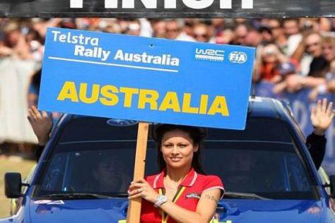 Zum ersten Mal seit 2006 gastiert die WRC in Australien