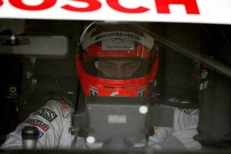 Derzeit Dritter in der Meisterschaft: Gary Paffett freut sich auf sein Heimrennen