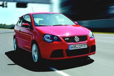 Test VW Polo GTI Cup Edition