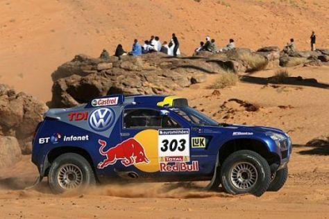 Rallye Dakar 2007, Etappen 1/2