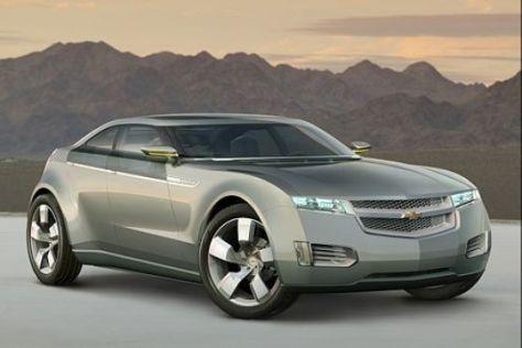 Studie Chevrolet Volt
