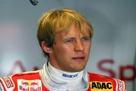 Mattias Ekström stellt sich in Brands Hatch auf ein spannendes Rennen ein