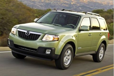 Mazda Tribute HEV