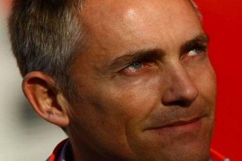 Martin Whitmarsh will den Spieß spätestens nach Monza wieder umdrehen