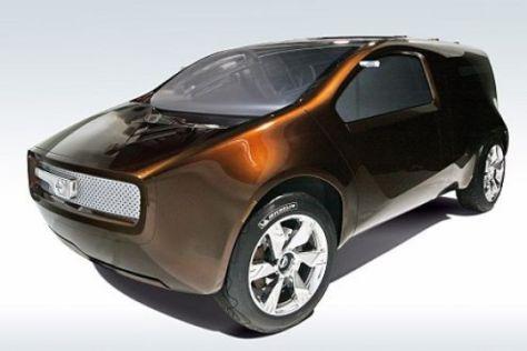 Studie Nissan Bevel