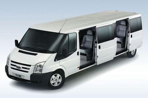 Studie Ford Transit XXL