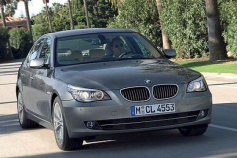 Vorstellung BMW 5er Facelift/M5 Touring